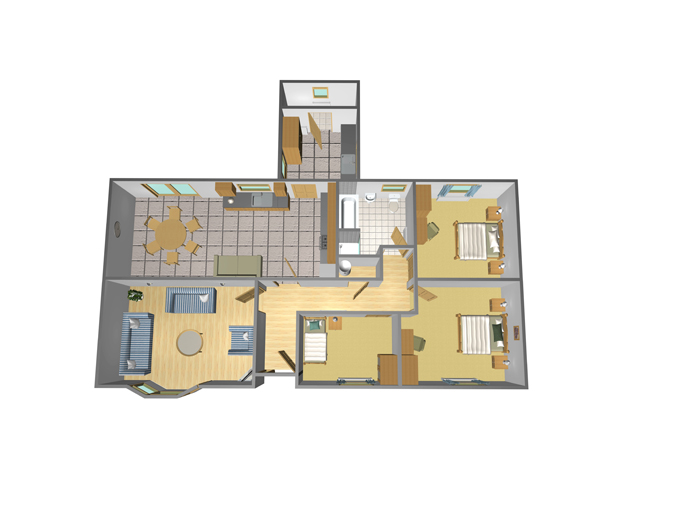 Modular western homes for Western homes floor plans