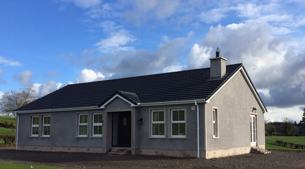 Augher Modular Built Around Western Homes